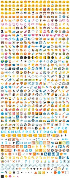All Android Emoji
