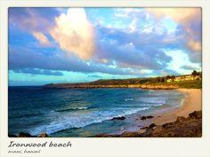 hawaii is the best...Ironwood beach, Maui