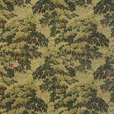Lee Jofa MANSFIELD LINEN WOODLAN Fabric
