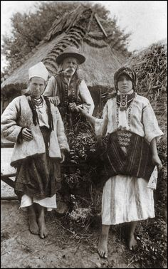 14 Rare Vintage Photos of Daily Life in Galicia (Eastern Europe) around 1920