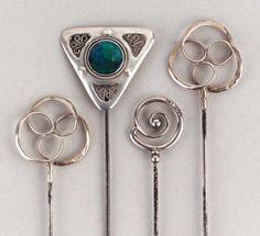 Charles Horner Hat Pins