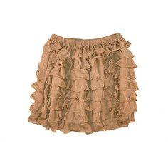 Souffle Skirt  from Tom Girls Clothing on Wittlebee http://wittlebee.com/oo/souffle-skirt-taupe/tom-girls-clothing/