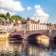 Bouillon for a Nature Getaway in Belgium