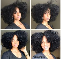 Twist and Bantu knot out