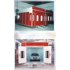 Automobile Spraybooths