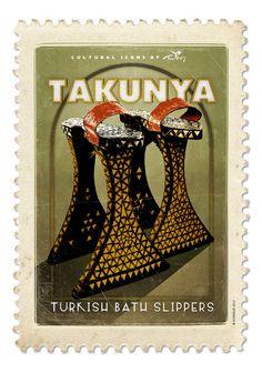 Takunya, Cultural Icons of Turkey by @Emrah Yücel