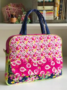 704571ec582d Fruitful Pleasures Quilted Handbag. Quilted HandbagsRiley BlakeCraft ...