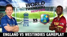 England will meet West Indies at Eden Garden on Sunday, for the Final of the World T20 after the tournament favorites and hosts India were knocked out.