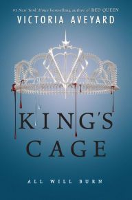 King's Cage (Red Queen Series #3)