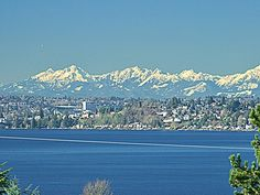 Kirkland, WA - Google Search I swear I sold this home with this exact pic and view. Wouldn't that be something?