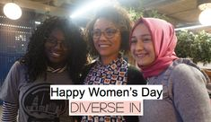 Diversein Family Wishes you a Happy International Women's Day ! We look forward to meeting you at our Women in Leadership Workshop this afternoon at the Chartered Accountants House, Dublin Happy Woman Day, Happy Women, Leadership Workshop, Family Wishes, Happy International Women's Day, Women In Leadership, Powerful Women, Ladies Day, Diversity