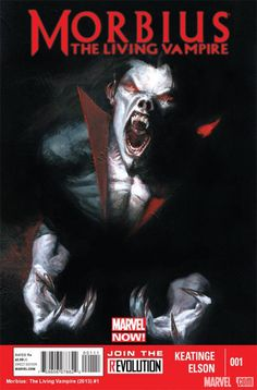 Get exclusive insight into the tragic Morbius from MORBIUS: THE LIVING VAMPIRE writer Joe Keatinge in this interview! Also, check out this exclusive preview art by Rich Elson and Gabriele Dell'Otto! Pick up MORBIUS: THE LIVING VAMPIRE #1 on January 2 and rejoin us later this week for more with Joe Keatinge    http://marvel.com/news/story/19809/meet_michael_morbius_the_man