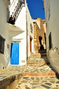 Malaga, Spain... been there, but want to go back!