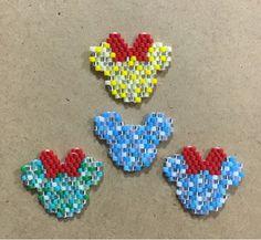 Peyote Beading Patterns, Seed Bead Patterns, Loom Beading, Seed Bead Art, Seed Bead Jewelry, Beaded Earrings Native, Beaded Brooch, Miyuki Beads, Brick Stitch Earrings