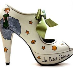 Twinkle Toes: Bookish Shoes for Literary Feet