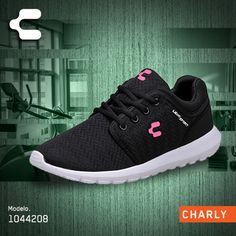 huge selection of a1105 740a8 Light Sport, Tenis Charly, Black Sneakers, Tenis Negros, tenis para caminar