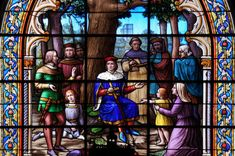 Saint Louis, roi d'éternité