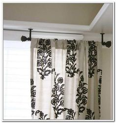 Ceiling Mounted Curtain