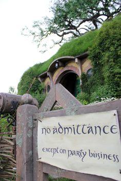 Nouvelle Zélande - Matamata - Hobbiton   GlOoBloOG