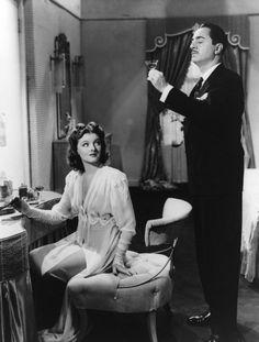 Myrna Loy & William Powell