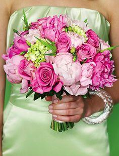 peonies, roses, ranunculus & hydrangea bouquet$275 by The Studio at Cactus Flower, via Flickr