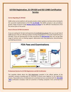 How to Find a Manufacturer's FDA Registration Number ...