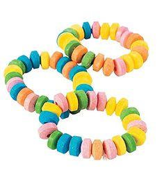 Stretchable Candy Jewelry Bracelets (48 pcs) Fun Express http://www.amazon.com/dp/B00407GA6M/ref=cm_sw_r_pi_dp_Cw8-ub0A09972