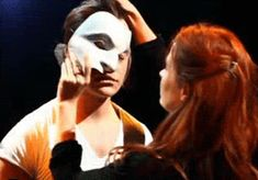 Ramin Karimloo and Sierra Boggess | The Phantom of the Opera