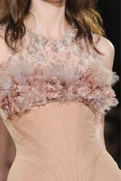 haute couture corset...very romantic!