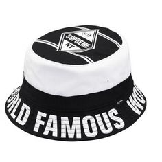 Supreme World Famous Bucket Hat Collection  a94f057195b