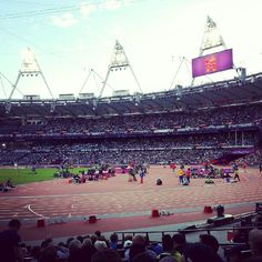 mindofai9's photo  of Olympic Stadium on Instagram