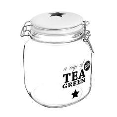 Barattolo da tè nero