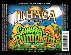 Ithaca - Country Pumpkin