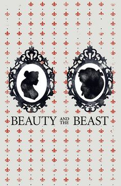 The Art of Disney. Beauty and the Beast. Belle and the Beast (Prince Adam).