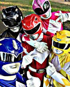 The OPR: Original Power Rangers