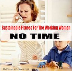No time is bad for your health