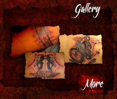 Wow Gallery for Tattoos, Body Piercing, Tattoo Supply and Training @Allyson Ryan's