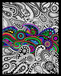Image detail for Coloring page Noah's Night Sky Fuzzy