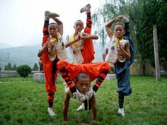 During the reign (1722-1735) of Emperor Yongzheng of the Qing Dynasty (1644-1911), the practice of all forms of martial arts was forbidden. Shaolin Temple, however, is said to have continued the practice of wushu in secret (Zhou, 2012)