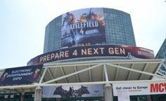 Fique ligado na agenda de conferências da E3 2014