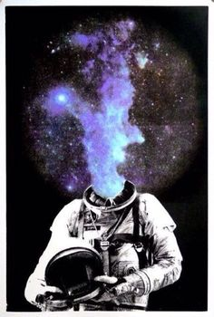 My heads in the stars.