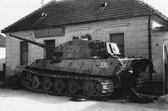 Panzerkampfwagen VI Tiger II Ausf. B (Sd.Kfz. 182) Nr. 334 (331a) | Flickr - Photo Sharing!