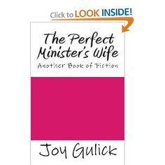Great quick read with lots of humorous events that take place in the life of a pastor's wife