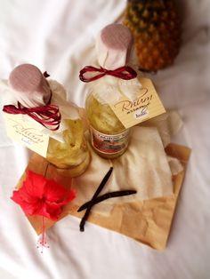 Rhum arrangé Tahitien ananas vanille