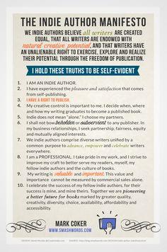 Smashwords: Indie Author Manifesto