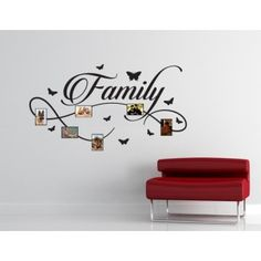 Családom : Falmatricák - KaticaMatrica.hu - A minőségi falmatrica és faltetoválás webáruház Wall, Home Decor, Design, Bedroom Decor, Bedrooms, Decoration Home, Room Decor, Walls