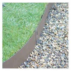 Edging Ideas Garden Edging Can Be Accomplished With A