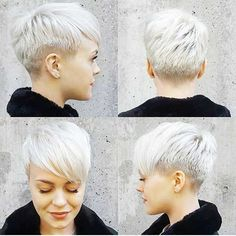 Short Haircuts for 2017 Summer Season - Styles Art