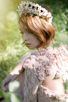 #headdress #flower #crown