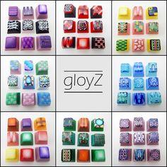 Keycaps by gloyZ